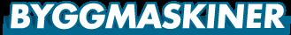 Byggmaskiner Logotyp